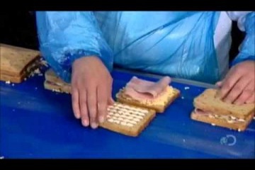 How It's Made – Pre-Packaged Sandwiches